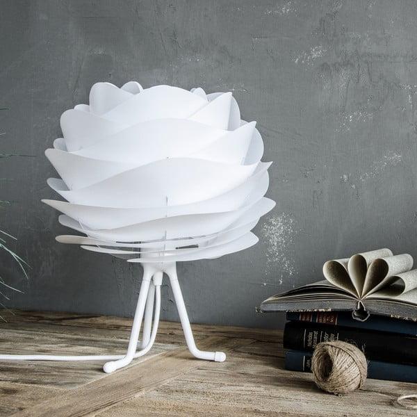 Fehér állítható háromlábú állvány lámpabúrához, 18,6 cm - VITA Copenhagen