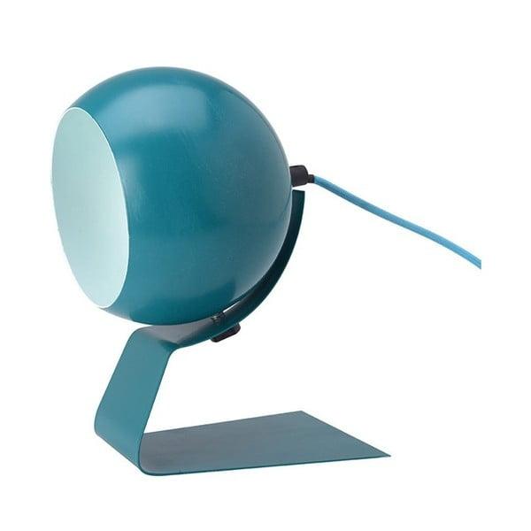 Modrá stolní lampa Red Cartel Cameron