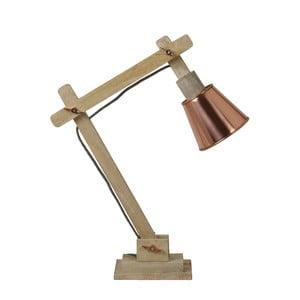 Stolní lampa Izar Rose Gold