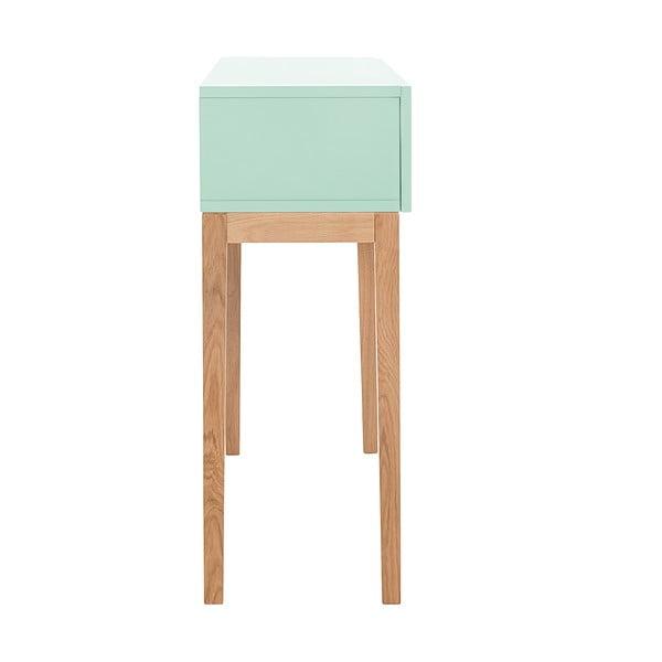 Odkládací konzolový stolek Tordis Turquise