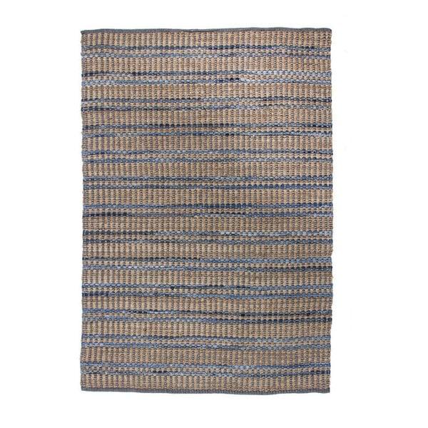 Ručně tkaný koberec Kayoom Gina 222 Blau, 120 x 170 cm