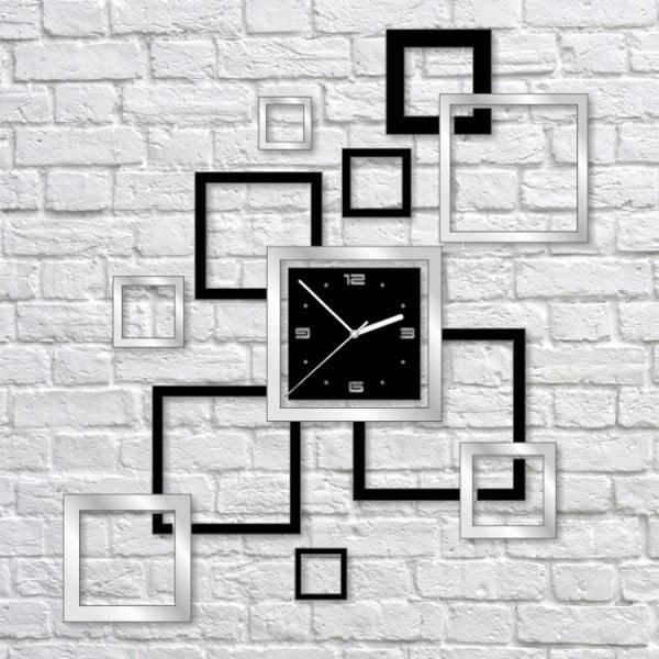 Nástěnné hodiny Black Mirror Frameworks