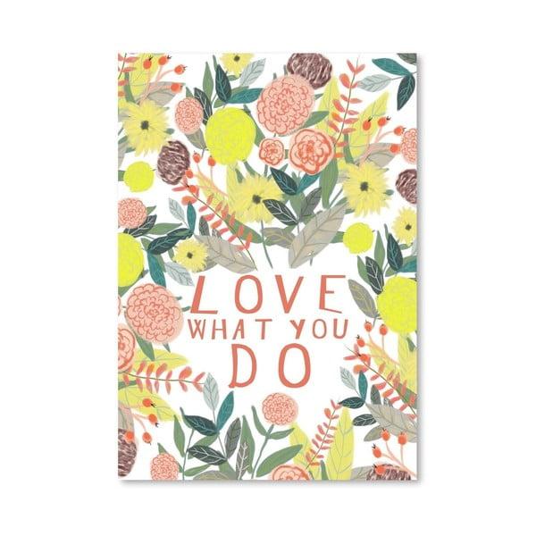 Plakát od Mia Charro - Flowers II