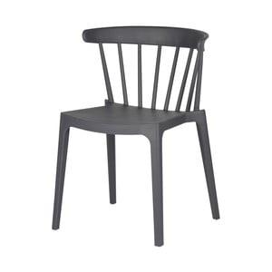 Šedá jídelní židle De Eekhoorn Bliss