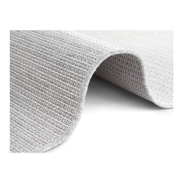 Světle šedý koberec vhodný i na ven Elle Decor Secret Millau, 140 x 200 cm