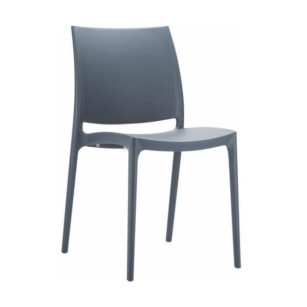 Židle Maya Dark Grey