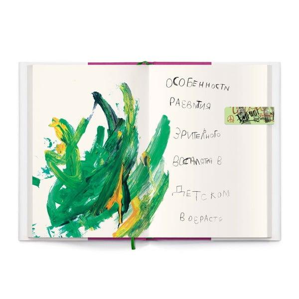 Magnetické záložky do knihy Graffitikus