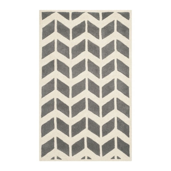 Vlněný koberec Safavieh Brenna, 91xˆ152cm