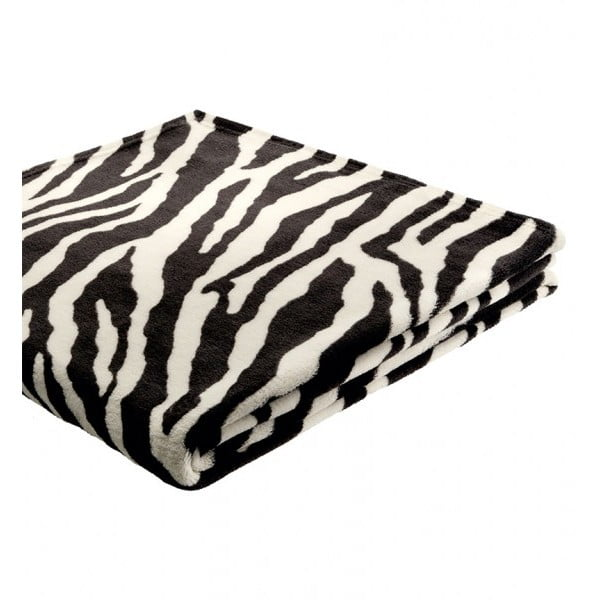 Deka Fleece King Zebra