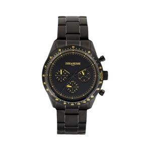 Pánské černé hodinky Zadig & Voltaire Range