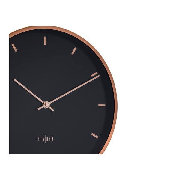 Hodiny Cosmopolitan Black, 30 cm