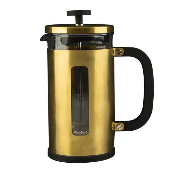 Frenchpress v zlatej farbe Creative Tops Pisa, 1 litr