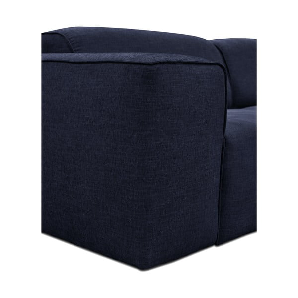 Modrá trojmístná pohovka Cosmopolitan Design Phoenix