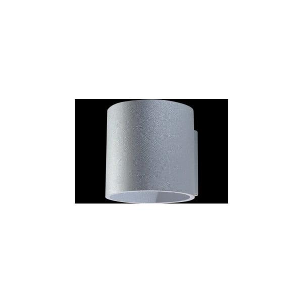 Šedé nástěnné světlo Nice Lamps Roda1