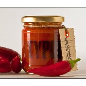 Dárkový set tří rajčatových omáček, chilli