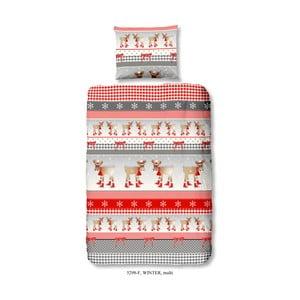 Lenjerie de pat pentru copii din bumbac pur Good Morning Simana, 140 x 20 0cm