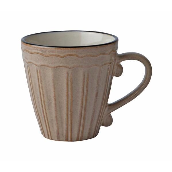 Cană ceramică Brown, 0.25 l