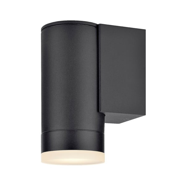 Čierne nástenné svietidlo Markslöjd Nova