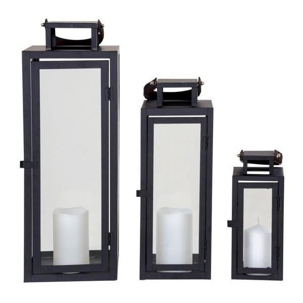 Botin 3 db-os fekete lámpás szett - House Nordic