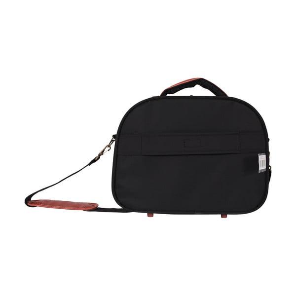 Příruční taška Jean Louis Scherrer Black, 13.2 l