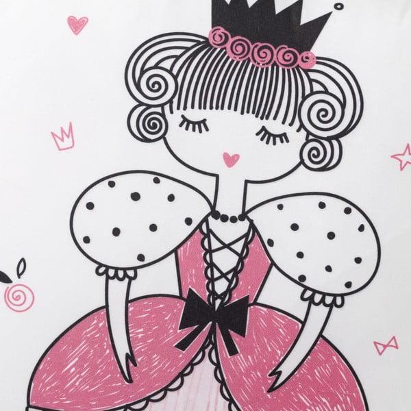 Sada 2 polštářů s motivem princezny Unimasa Princess,45x45cm