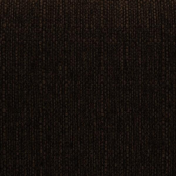 Tmavě hnědá pohovka s lenoškou na pravé straně Vivonita Milton