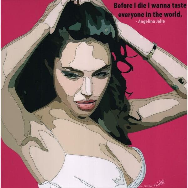 Obraz Angelina Jolie