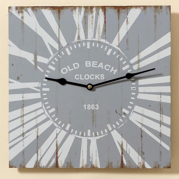 Hodiny Old Beach, 34 cm
