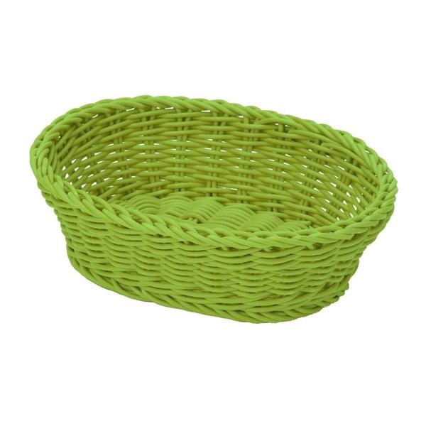 Košík Tischkorb Lime, 23,5x16x6,5 cm