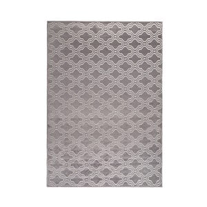 Šedý koberec White Label Feike, 160x230cm