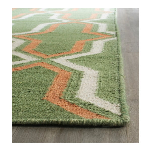 Vlněný koberec Safavieh Nelli, 121x182 cm