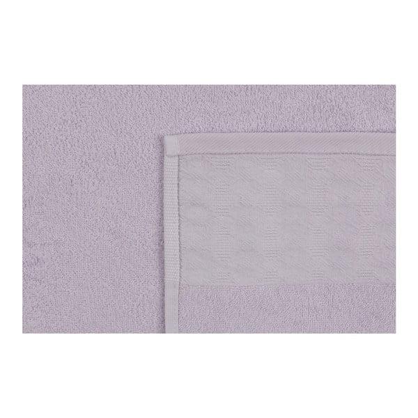 Sada dvou šeříkově fialových ručníků Provence, 90x50cm