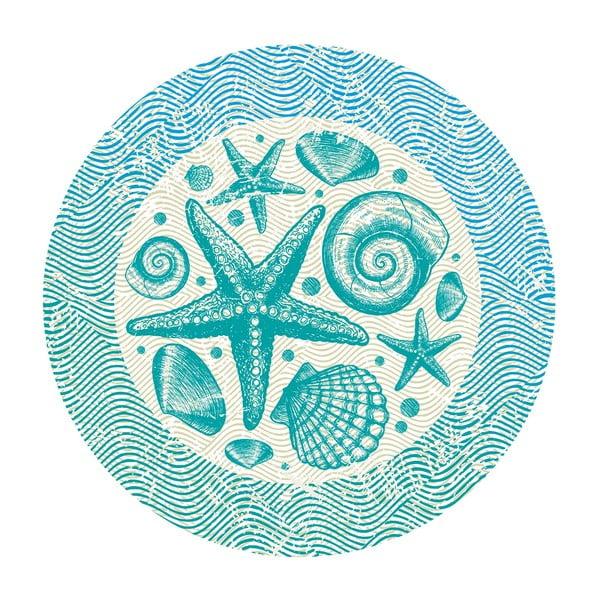 Samolepky Sea Mandala