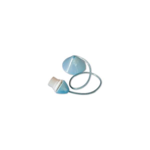 Kabel pro stínidlo Beweglicht, modrý, 80 cm