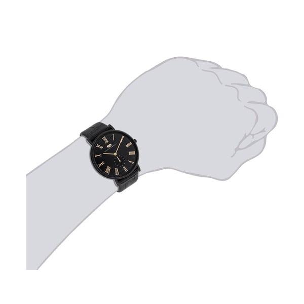 Pánské hodinky Rhodenwald&Söhne Secundo Black