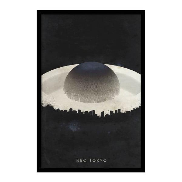 Plakát Neo Tokyo, 35x30 cm