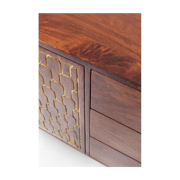 Komoda z mangového dřeva Kare Design Muscat
