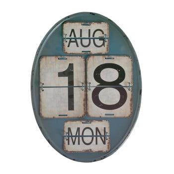 Calendar de perete Geese Time, albastru