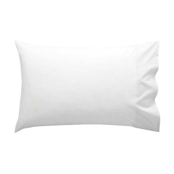 Biała bawełniana poszewka na poduszkę Happy Friday Basic, 40x60 cm