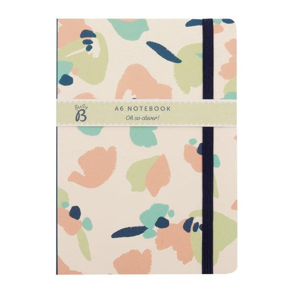 Zápisník Busy B New Floral,A6