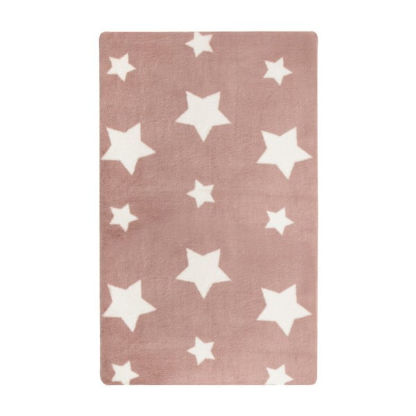 Covor Flair Rugs Twinkle, 90 x 150 cm, roz