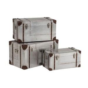 Sada 3 úložných kufrů Aviator