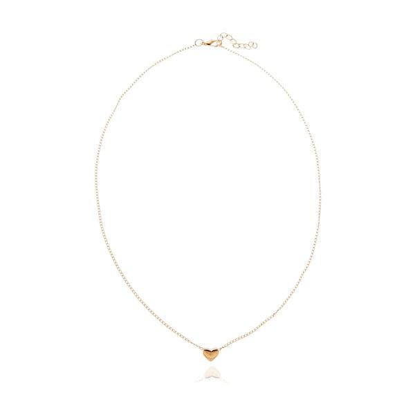 Abigail aranyszínű nyaklánc - NOMA