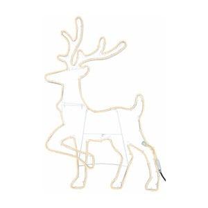 Decorațiune cu LED Best Season Reindeer, 96 cm