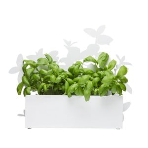 Bílý stojánek na bylinky Sagaform Herb