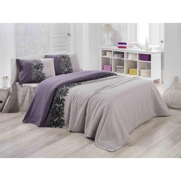 Přehoz přes postel Pique 234, 200x235 cm