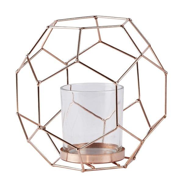 Stojánek na čajovou svíčku Collec Copper