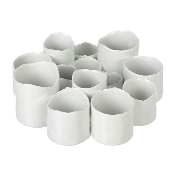 Svícen Medley White