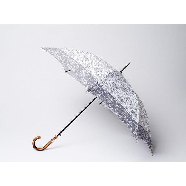 Deštník Damask, šedý