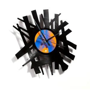 Vinylové hodiny Big Bang